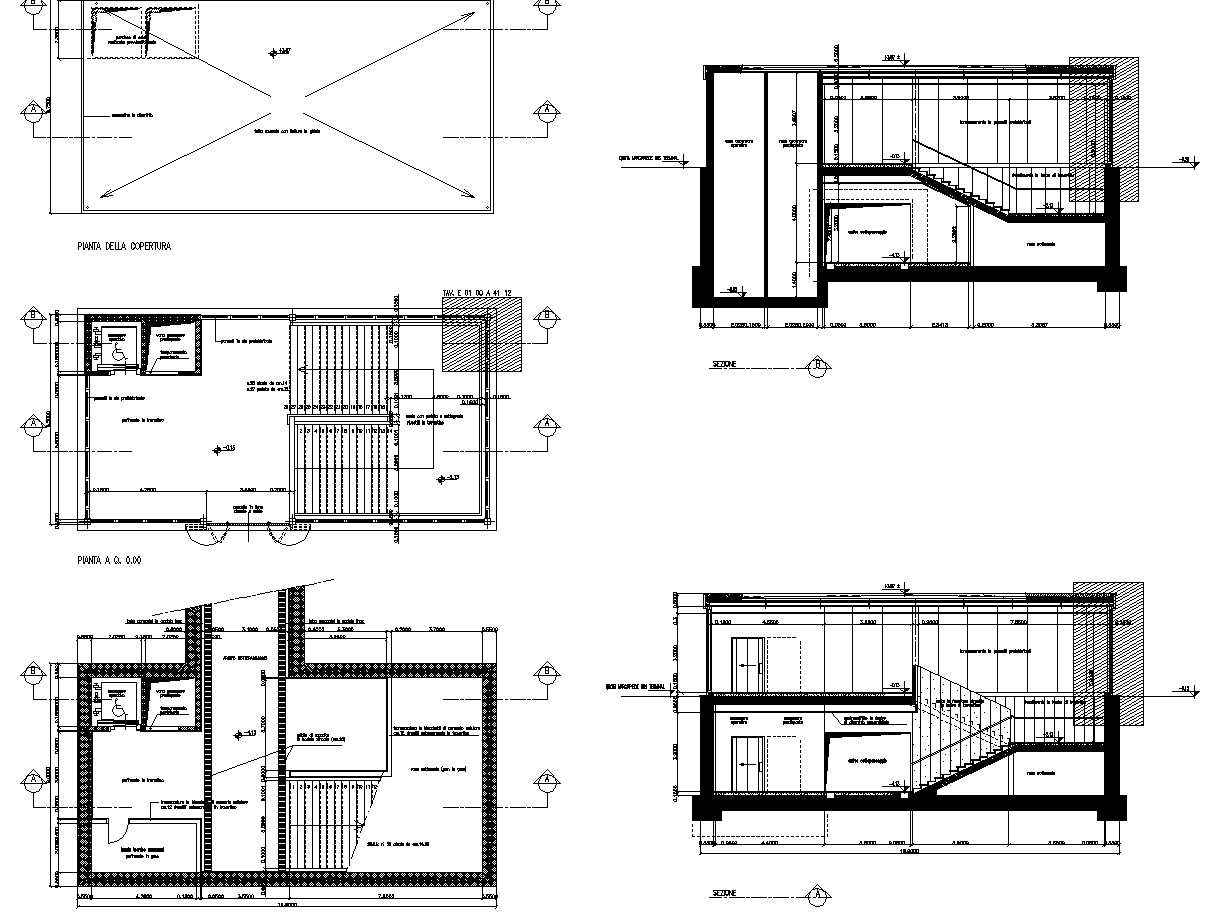 Free Rc Stair Details Free Autocad Blocks Drawings Download Center