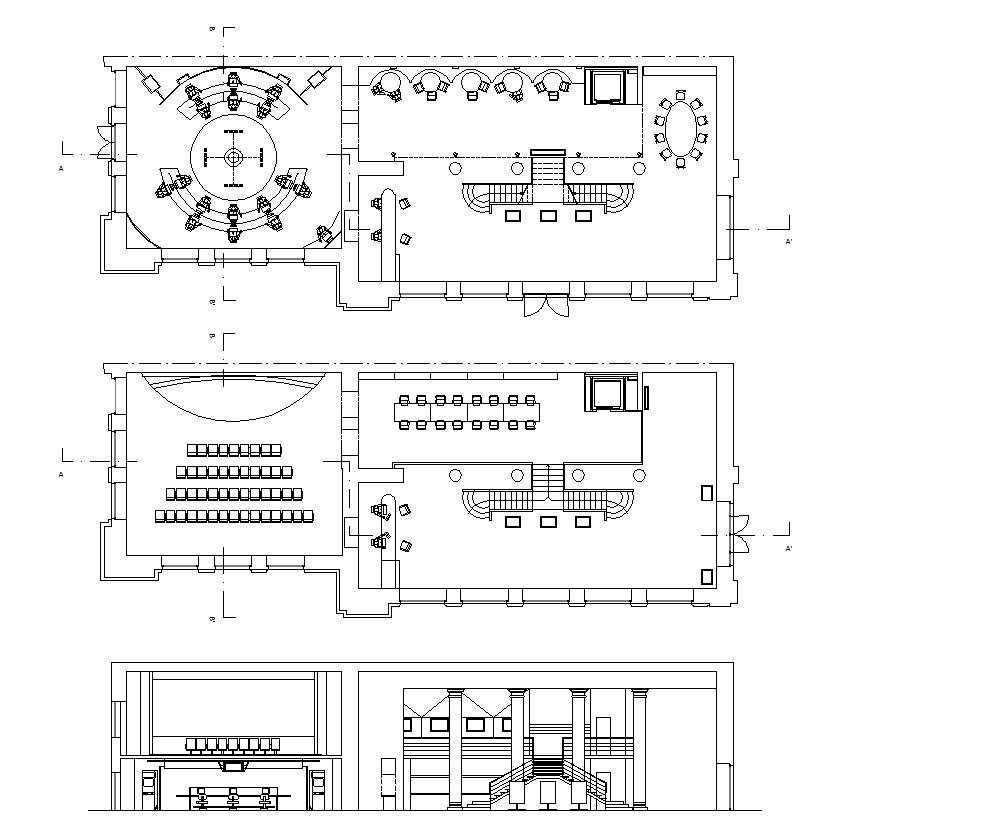 Gallery Plans Free Autocad Blocks Drawings Download Center